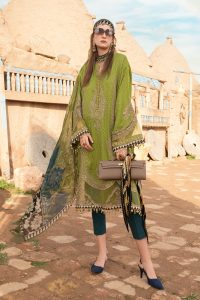 Pakistani Designer Summer Dresses