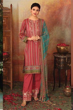 Nishat Linen Latest Eid Luxury Suits Collection