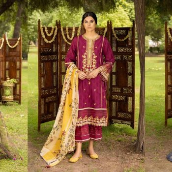 Sapphire Latest Eid Lawn Collection 2021- Luxury Prints & Designs