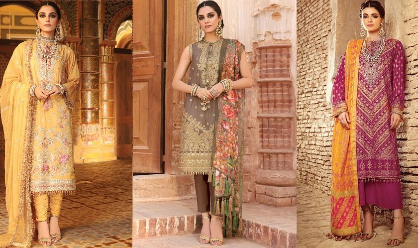 Alkaram Summer Eid Festival Dresses Formal Collection