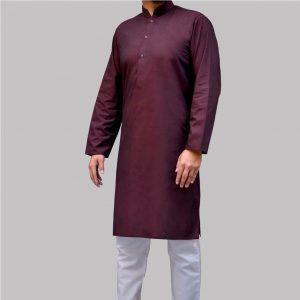 Cotton and Silk Kurtas & Shalwar Kameez