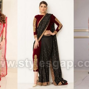 Latest Pant Saree Designs & Trends Collection 2021 - 30+ Styles