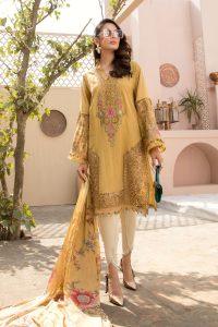 Maria B Eid Lawn Dresses Designs
