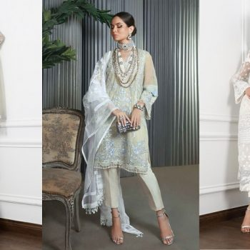 Pakistani Branded Dresses – Latest Fashion Trends in 2020