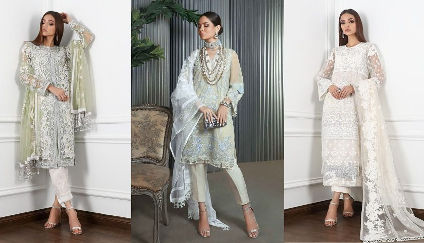 Pakistani Branded Dresses – Latest Fashion Trends