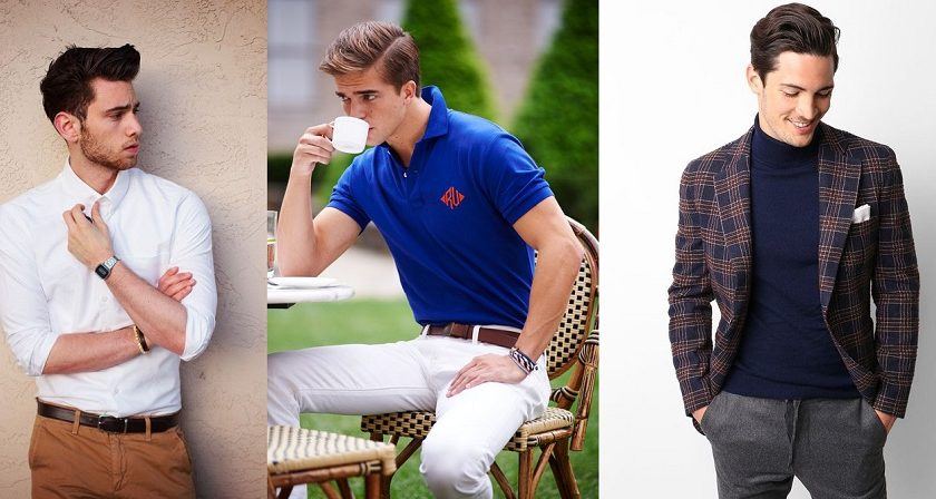 6 Essential Items for a Smart Casual Dress Code Wardrobe