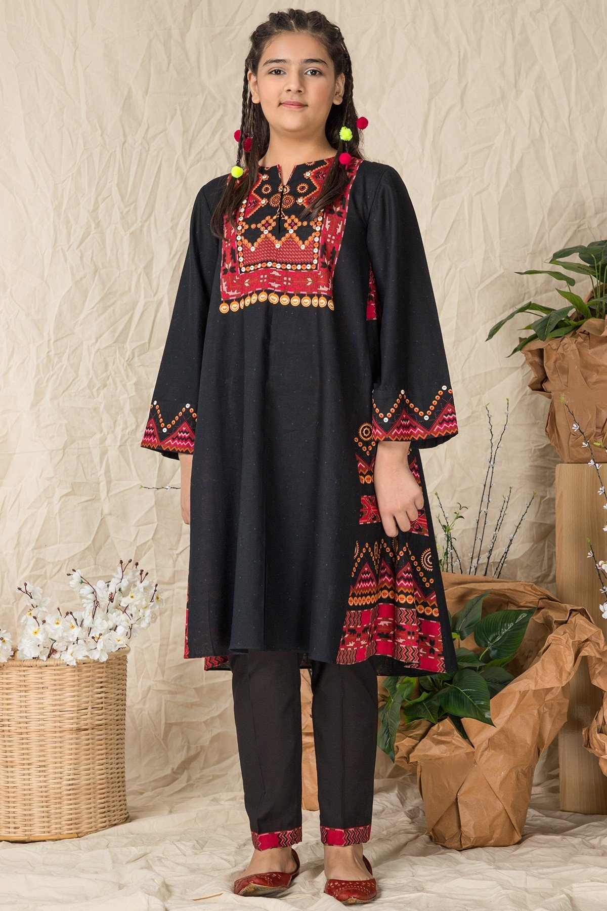 Kayseria Best Winter Dresses Collection