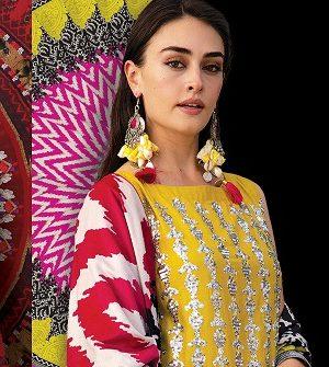 Khaadi X Esra My Symphony Winter Dresses Collection