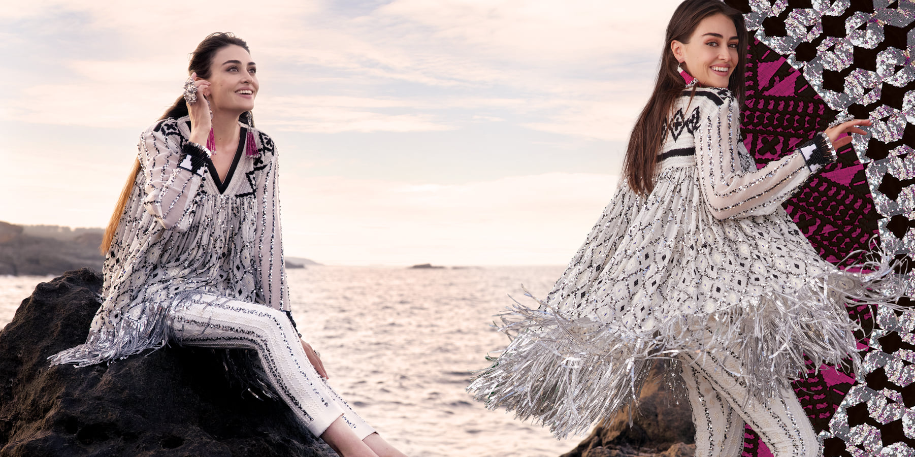 Khaadi X Esra My Symphony Winter Dresses