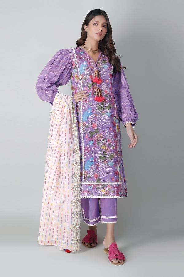 Khaadi Latest Summer Lawn Dresses Designs