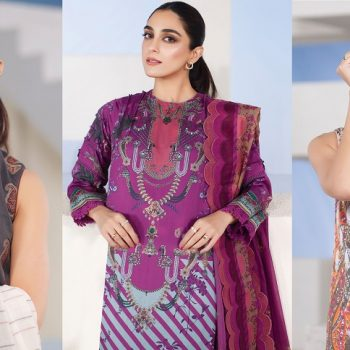 Alkaram Summer Lawn Designs Latest Suits 2021 Summer Collection
