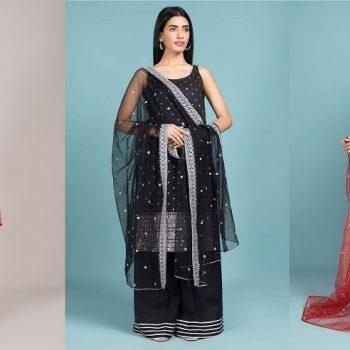 Kayseria Summer Embroidered Embellished Lawn Dresses 2021