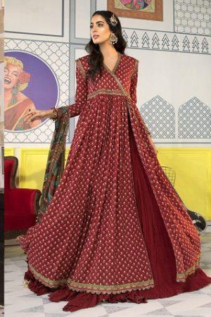 Maria B Prints Latest Women Printed Dresses Eid Collection