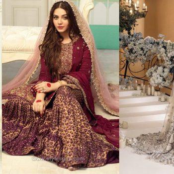 Best & Popular Top Pakistani Bridal Dress Brands & Designs 2021
