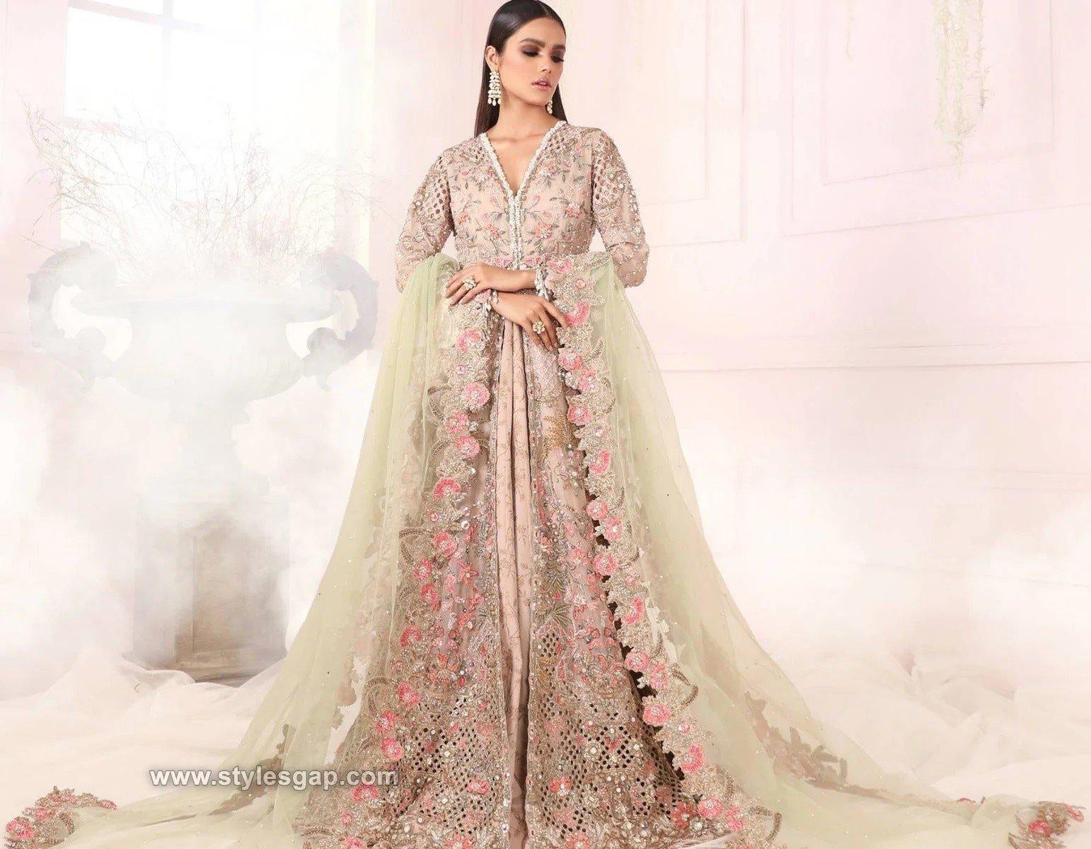 Best & Popular Top Pakistani Bridal Dress Brands & Designs
