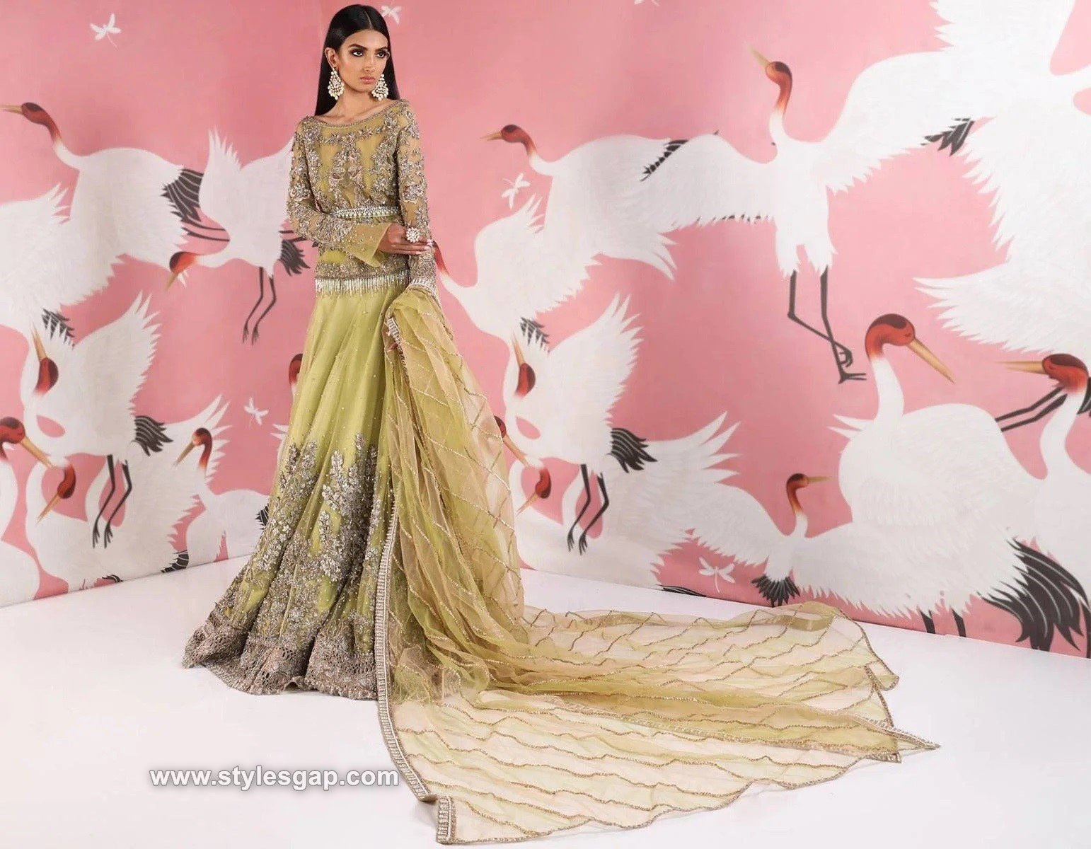 Top Pakistani Bridal Dress Brands & Designs