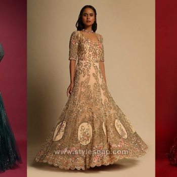 Latest Maxi Style Anarkali Dresses Gowns Designs 2021-22 Collection