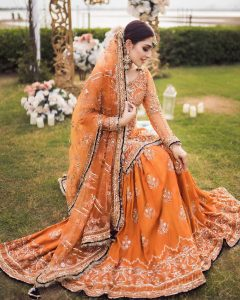 Wedding Bridal Sharara